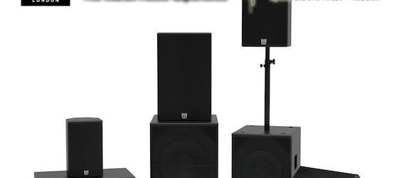 Speaker Sound System Martin Audio BlacklineX