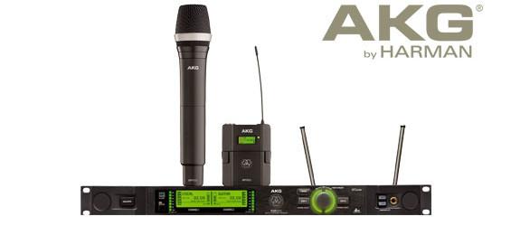 Mikrofon Wireless Digital AKG DMS800