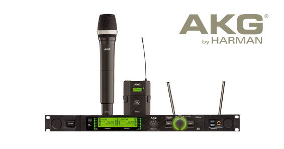 Mikrofon Wireless Digital AKG DMS800