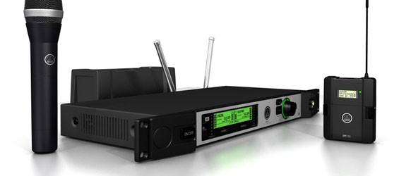 Sistem Mikrofon Wireless Digital AKG DMS700