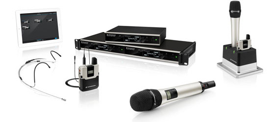 Mikrofon Wireless Digital Sennheiser SpeechLine