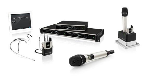 Mikrofon Wireless Digital Sennheiser SpeechLine