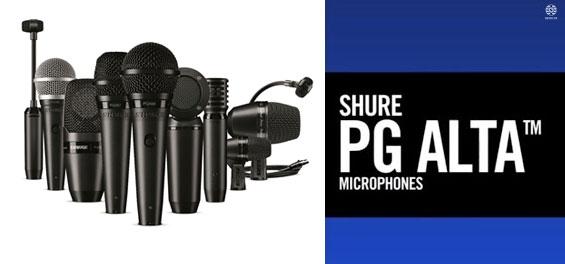 Mikrofon Shure PG ALTA