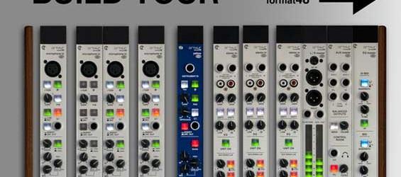 Mixer Audio Modular ARTHUR Format48