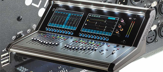 Mixer Digital DiGiCo S21