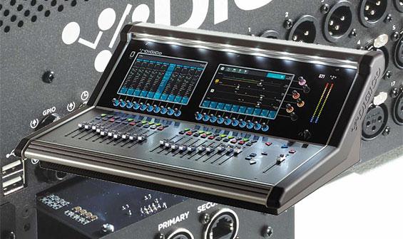 Mixer Digital DiGiCo S21
