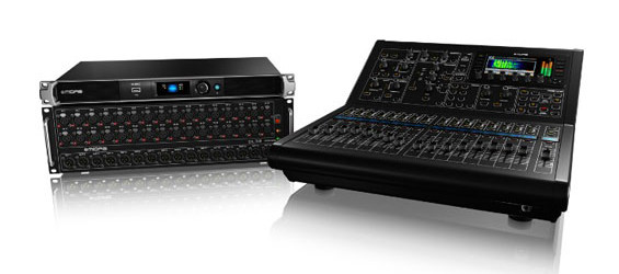 Mixer Digital Midas M32R dan M32C