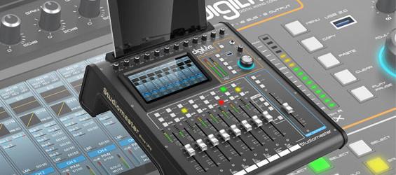 Mixer Digital Studiomaster digiLiVE