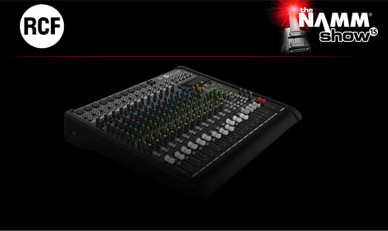 Mixer Audio RCF L-Pad