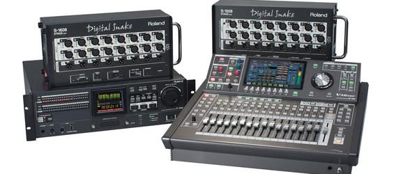Mixer Digital Roland M-300