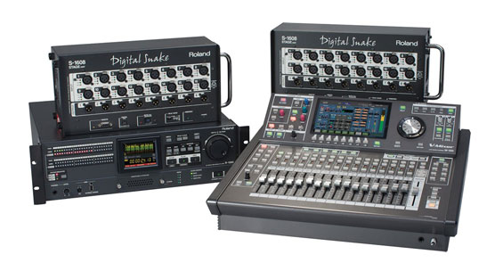 Mixer Digital Roland M-300