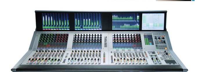 Mixer Digital Studer Vista V