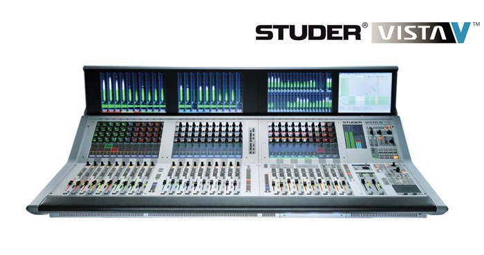 Mixer Digital Studer Vista V