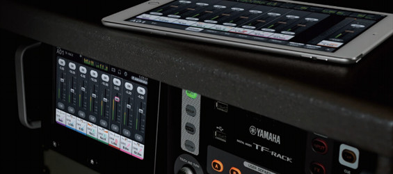 Mixer Digital Yamaha TF-RACK
