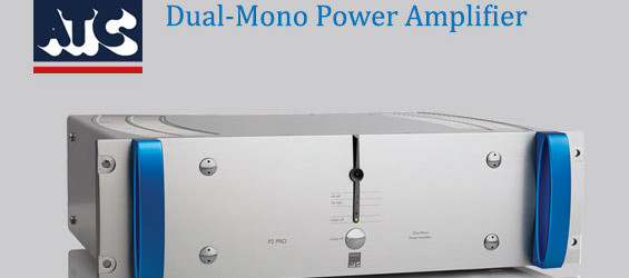 Audio Power Amplifier ATC P2 PRO