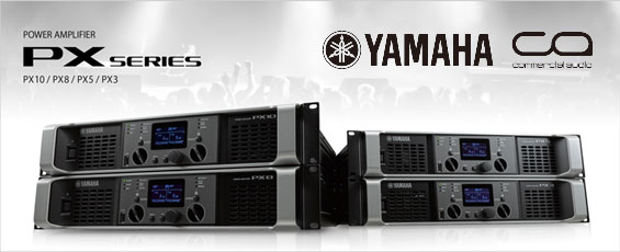Power Amplifier Digital Yamaha Seri PX