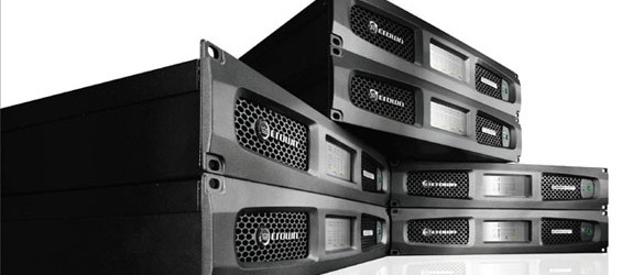 Audio Power Amplifier Crown Seri DCi Network