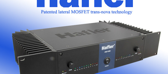 Audio Power Amplifier Hafler P3100