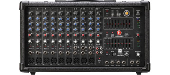 Power Mixer Harbinger LP9800