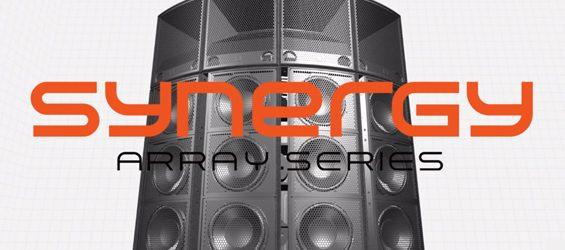 Sound System Linearray Yorkville Synergy