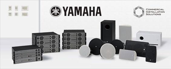 Sistem Tata Suara Professional Yamaha CIS