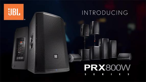 Speaker Aktif JBL Seri PRX800W