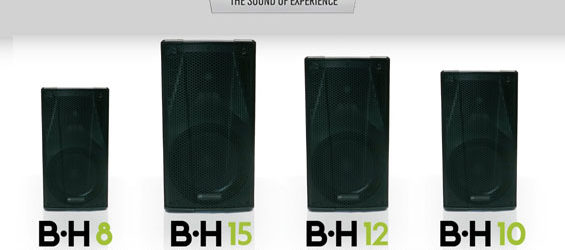 Speaker Aktif dB Technologies Seri BH