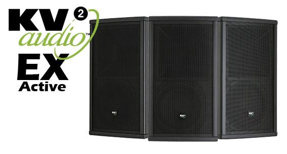 Speaker Aktif KV2 Audio EX6