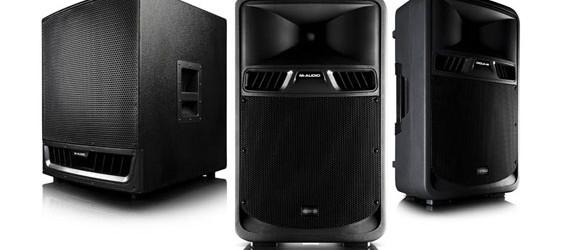 Speaker Aktif M-Audio GSR