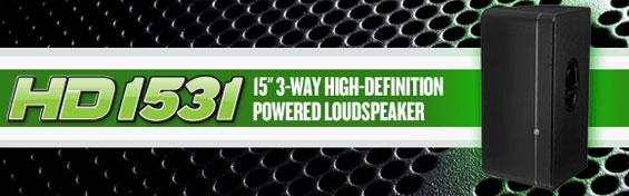 Speaker Aktif Mackie HD1531