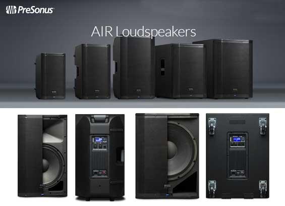 Speaker Aktif Presonus Seri AIR