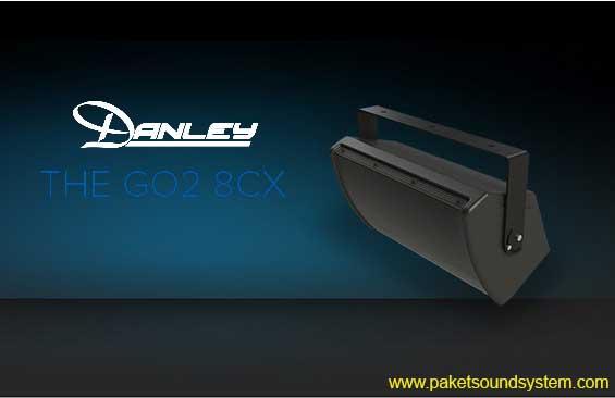Speaker Sound System Danley Go-2-8CX