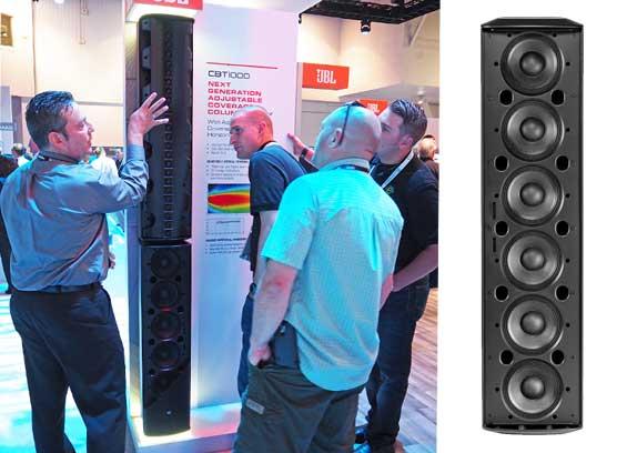 Speaker Sound System JBL CBT1000