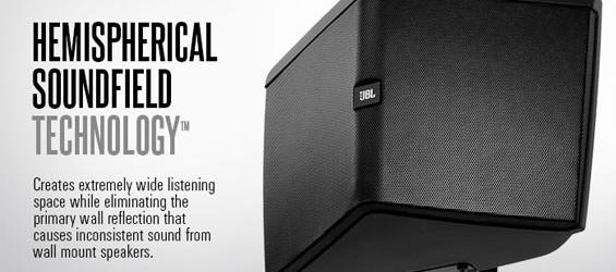 Speaker JBL Control HST