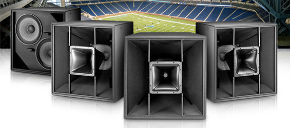 Speaker JBL Profesional  Seri PD500