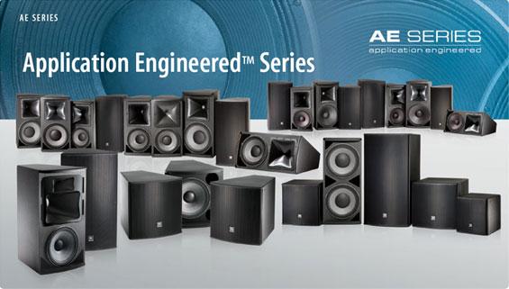 Speaker JBL Profesional Seri AE