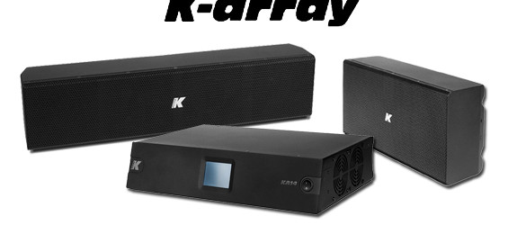 Speaker Sound System K-Array
