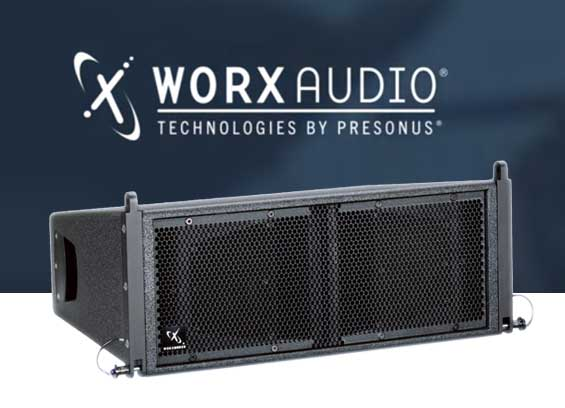 Sound System Line Array WorxAudio XL1
