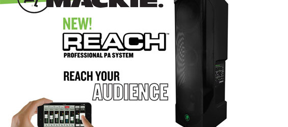 Sound System Profesional Mackie Reach