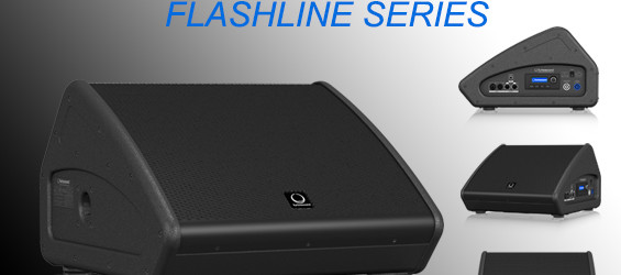 Speaker Monitor Panggung Turbosound Flashline
