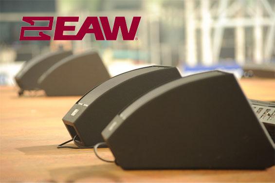 Speaker Monitor Panggung EAW MicroWedge