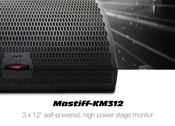Speaker Monitor Aktif K-Array Mastiff