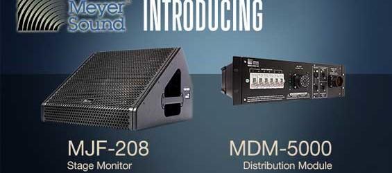 Speaker Monitor Panggung Meyer MJF-208