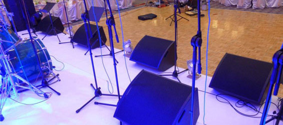 Belajar Setting Sound System : Level Speaker Monitor