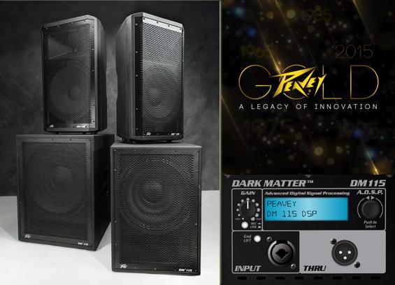 Speaker Aktif Peavey Dark Matter