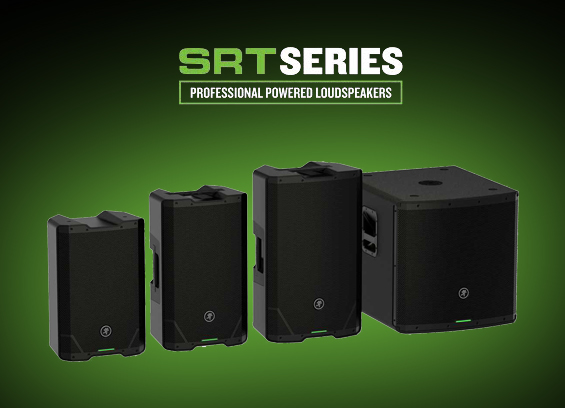 Speaker Sound System Mackie SRT