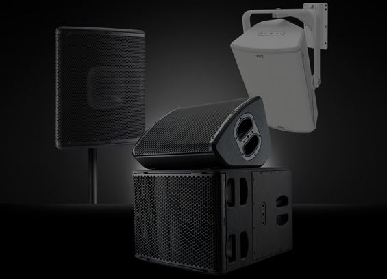 speaker sound system NEXO P+ Series
