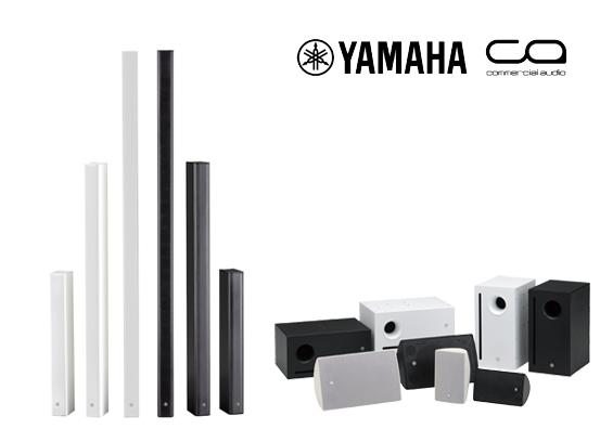 Speaker Sound System Yamaha VXS1L