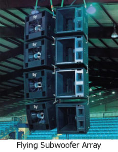subwoofer-array-gantung