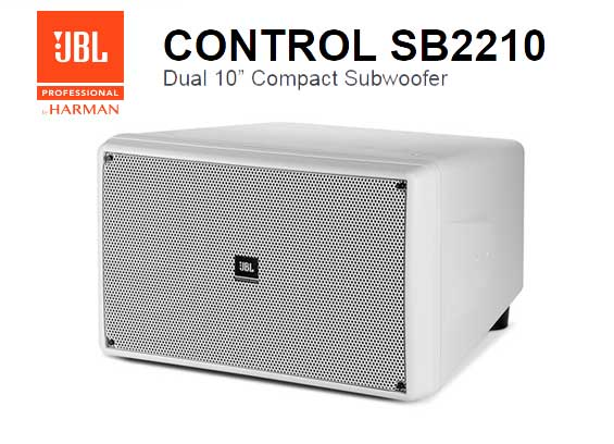 Subwoofer Pasif JBL Control SB2210